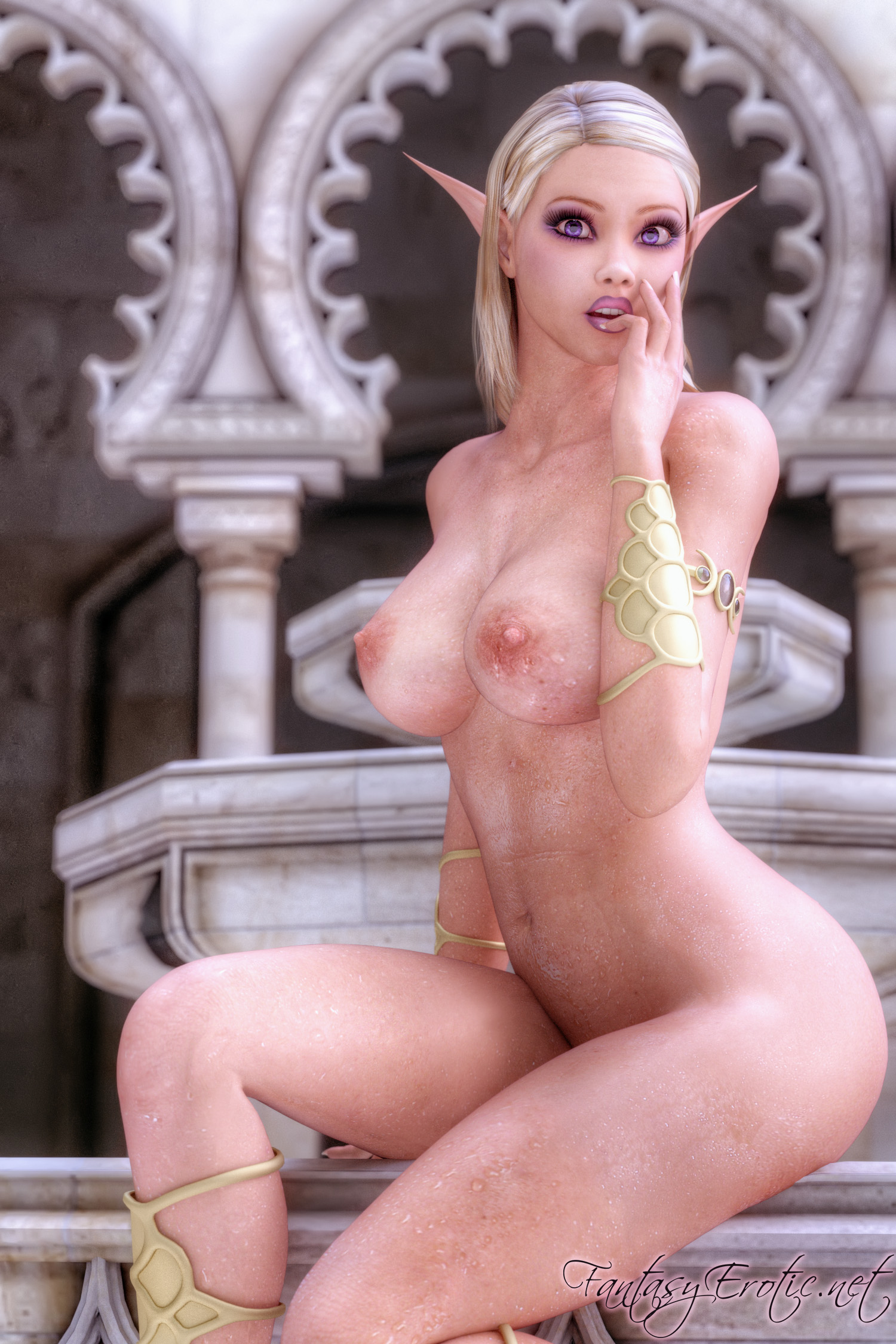 Naked fantasy elf pron movies