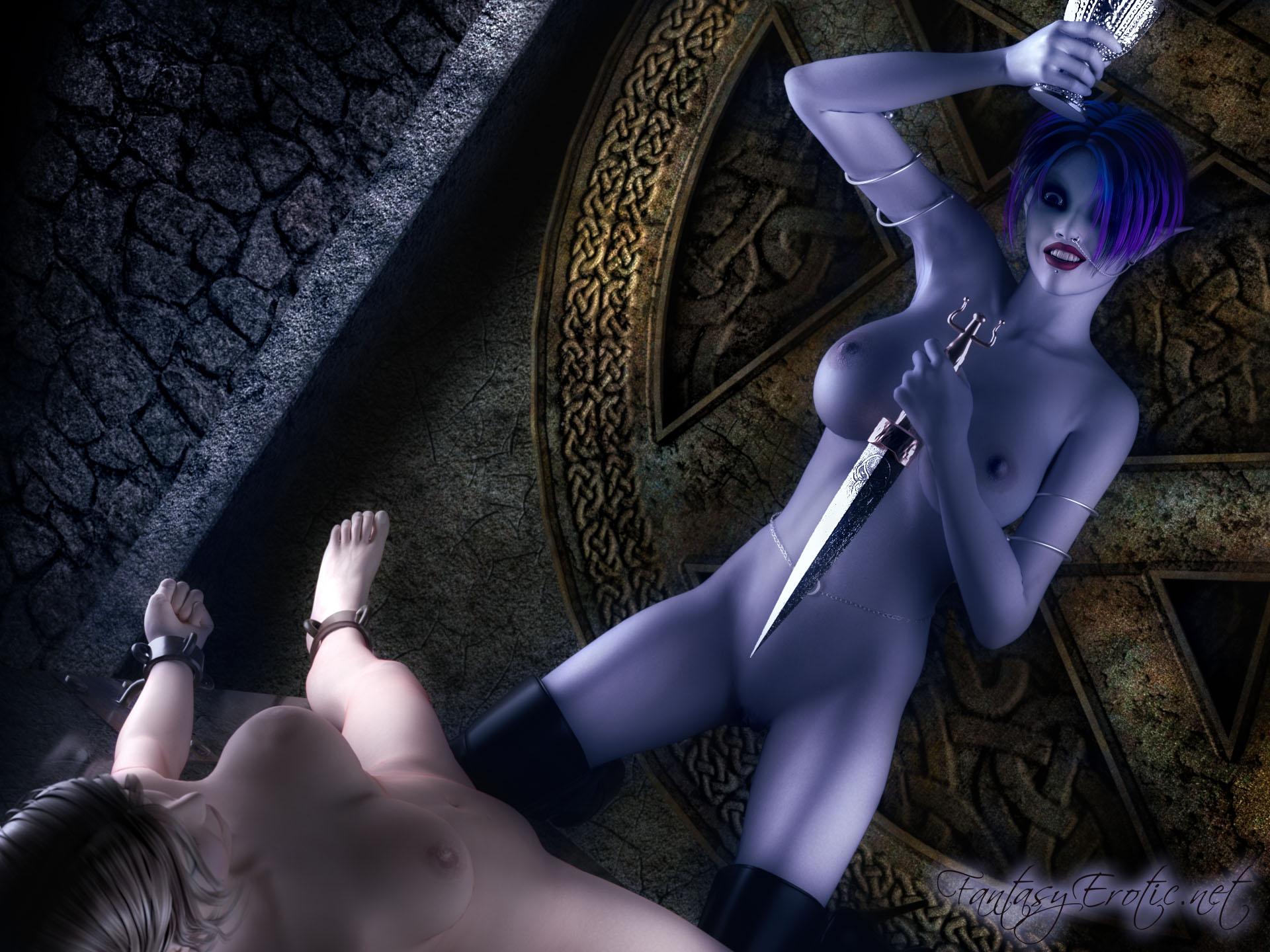 Night Elf's Ritual