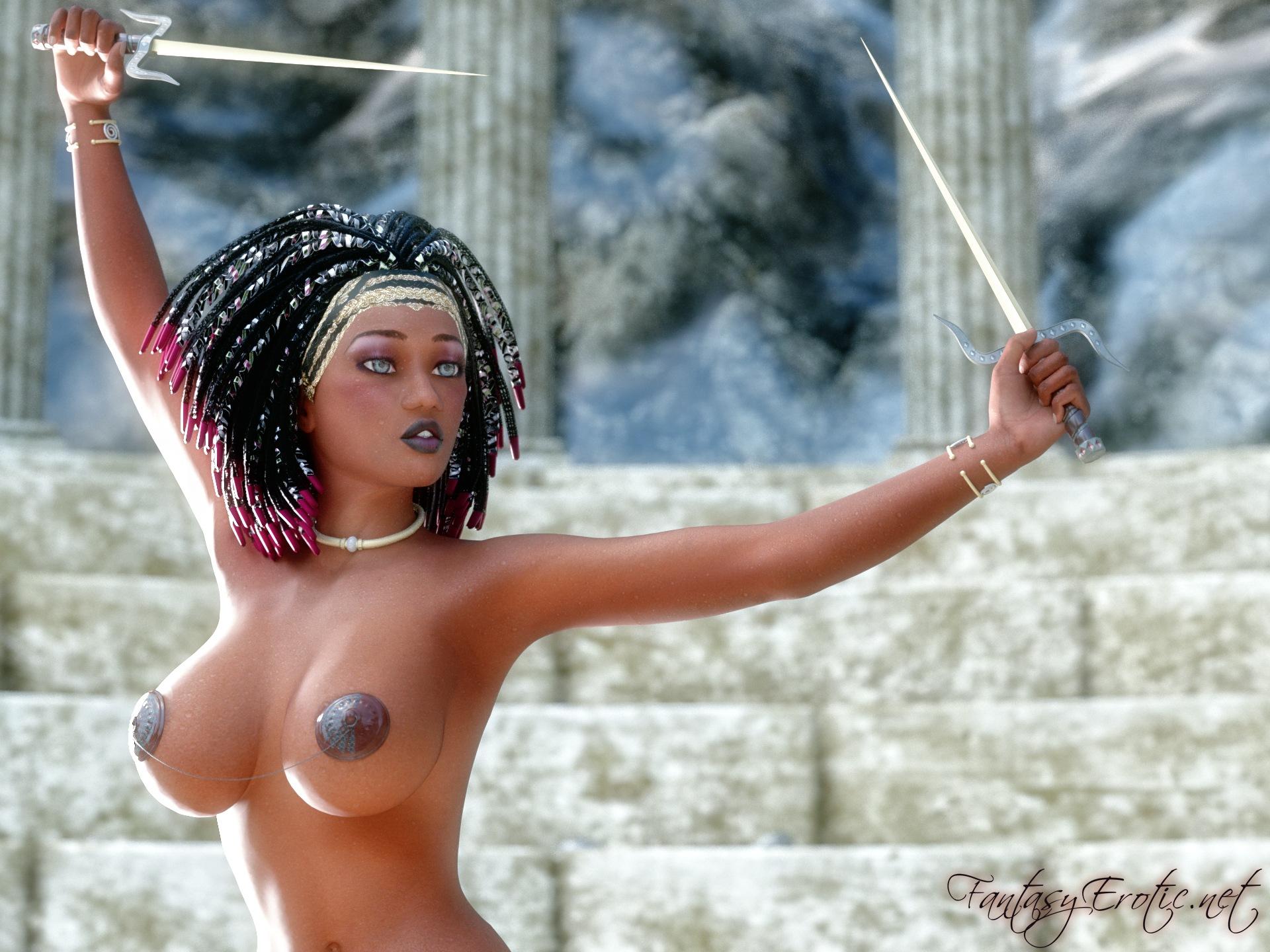 Fighter Shaleena