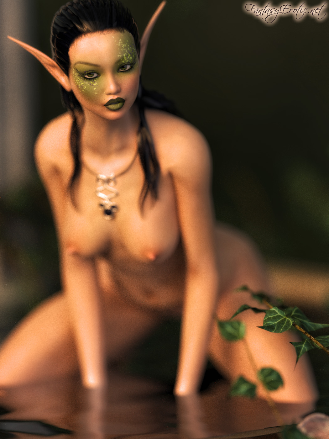 Nymph elf sex sexual women