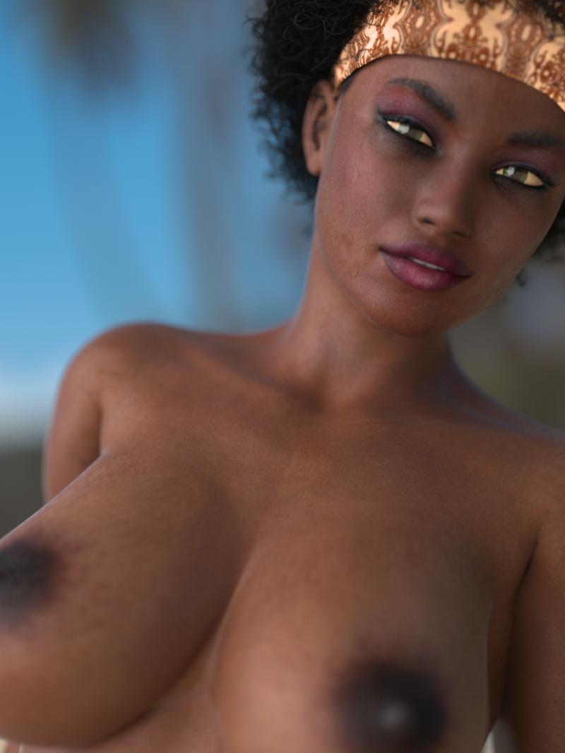 Black Beauty Wet 2