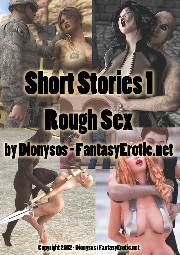Short Stories 1 - Rough Sex