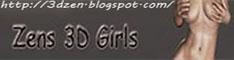 Banner Zens 3D Girls