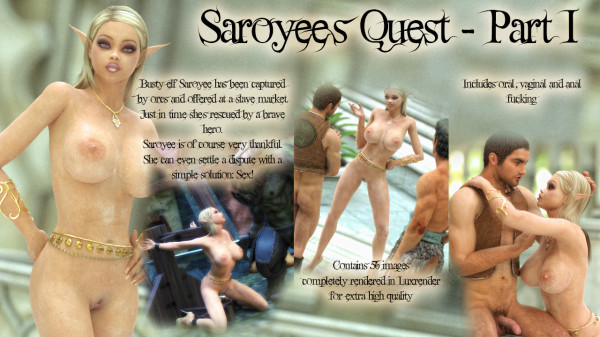 Promo Saroyee Quest 1
