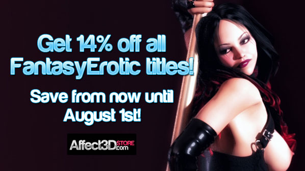 FantasyErotic Sale
