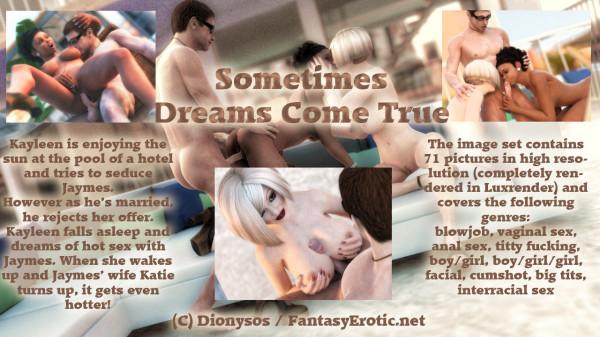 Sometimes Dreams come true - Promo