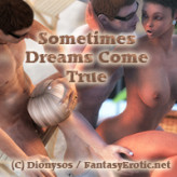 Sometimes Dreams Come True – Erotic Picture Story for Adults