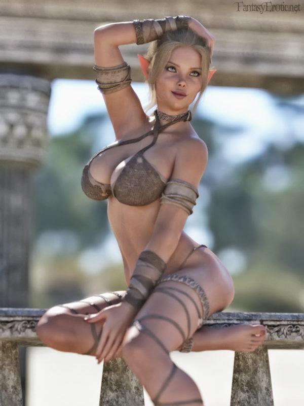 Mylin Elf Warrior