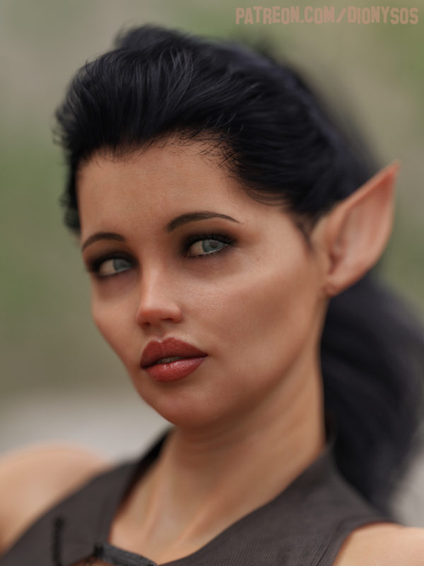 Nvidia Iray Render from DAZ Studio on Shadow Tech