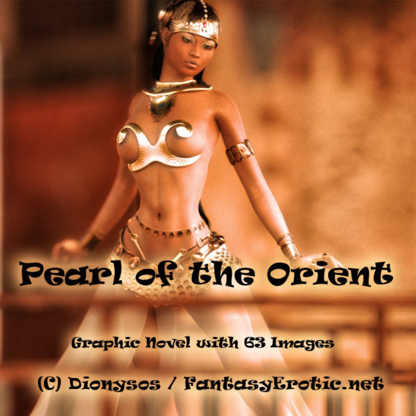 Pearl of the Orient Cover