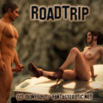 Adult image story Roadtrip Cover