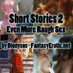 Short Stories 2 - Even more rough sex Cover