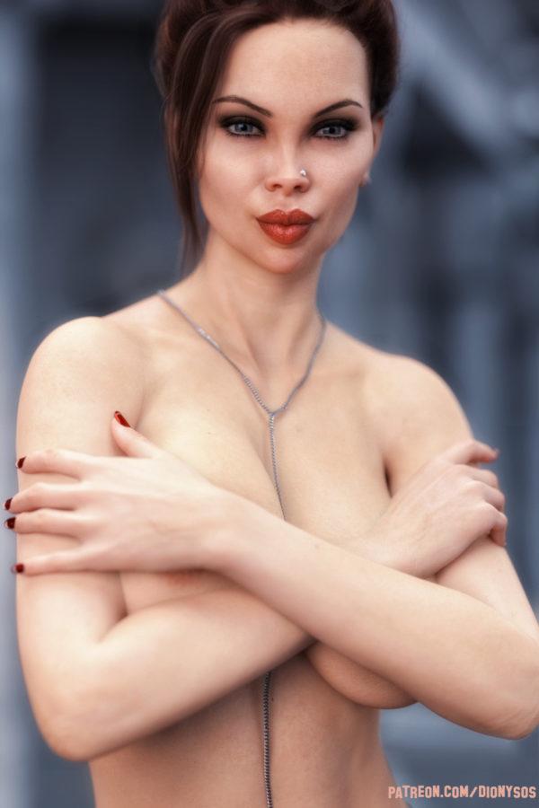 Marleen Cruz Erotic Shot