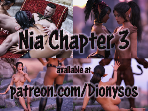 Tales of Nia Chapter 3 - The Challenge