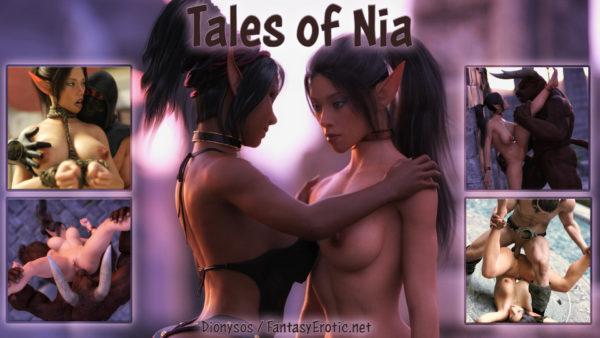 Tales Of Nia Promo