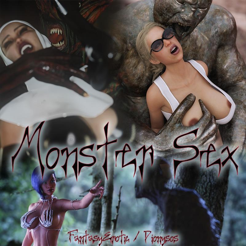 Monster Sex Comic