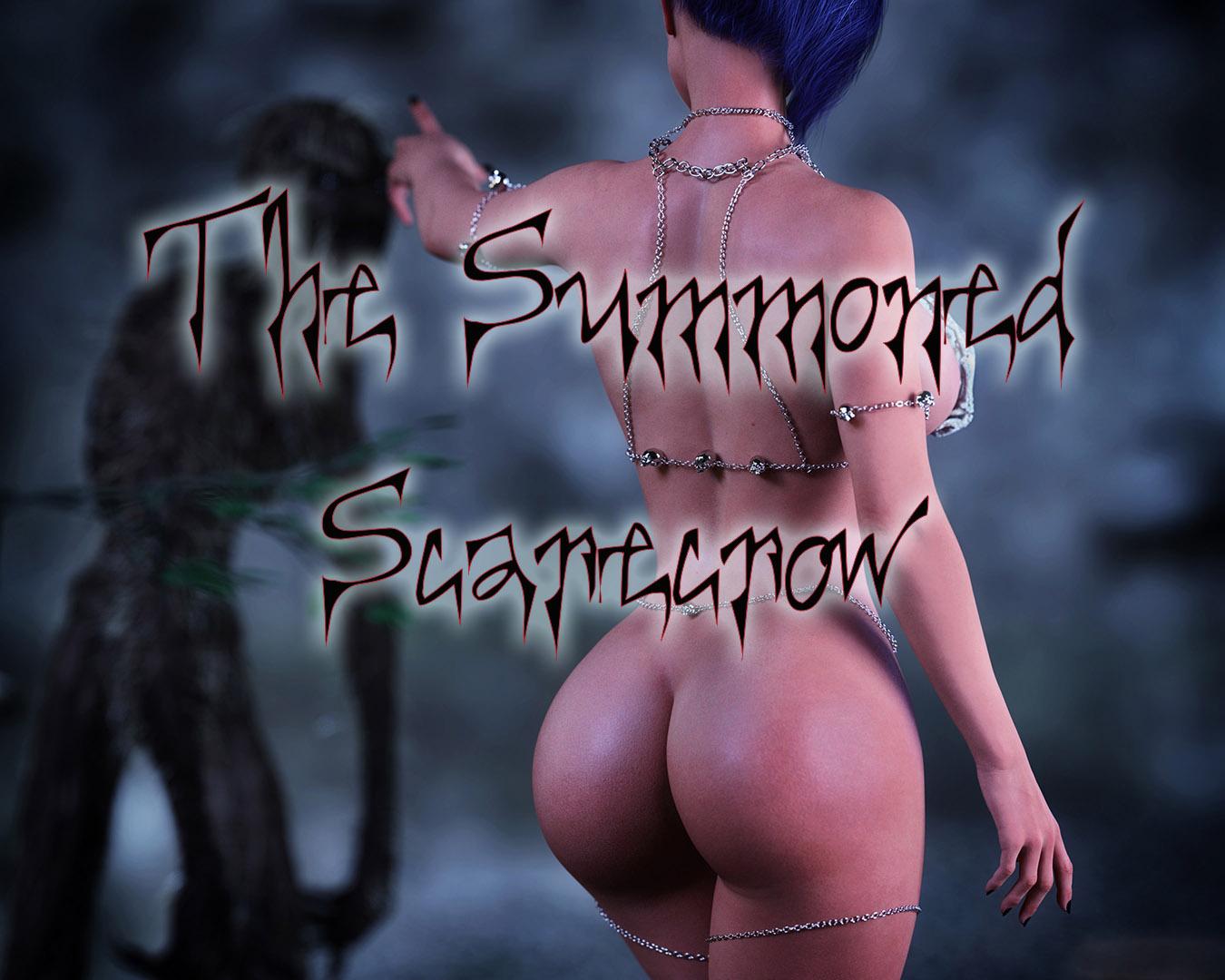 Summoned Scarecrow Monster Sex