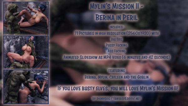 Mylins Mission 2 - Promo
