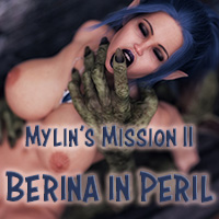 Mylins Mission 2 Adult graphic novel