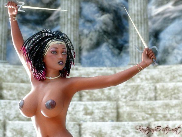 Fighter Girl Shaleena