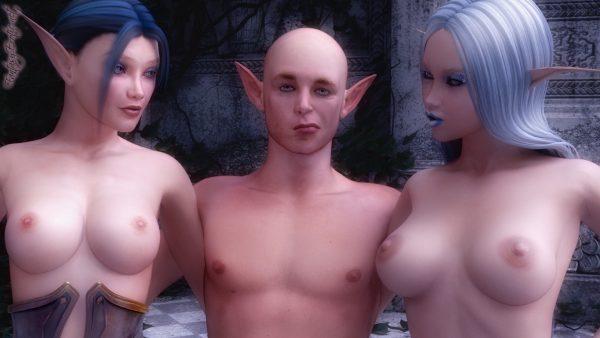 Elves Group Wallpaper