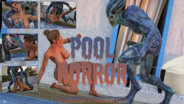 Pool Horror Promo Pictures