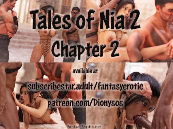 Tales of Nia 2 - Chapter 2