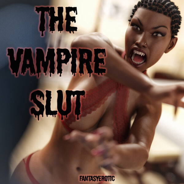 The Vampire Slut Cover